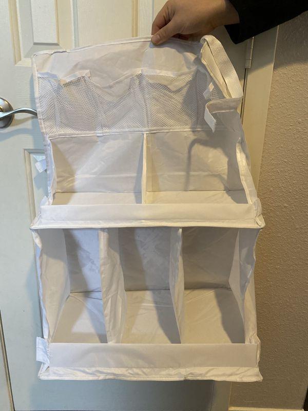 Nursery Crib Organizer