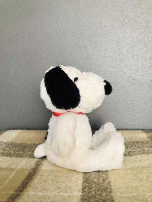 Peanuts snoopy plush stuffed animal for Sale in Compton, CA