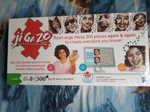 Ji GA ZO PUZZLE for Sale in Bensenville, IL