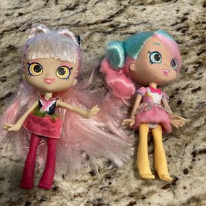 Two Shopkin Dolls for Sale in Ontario, CA