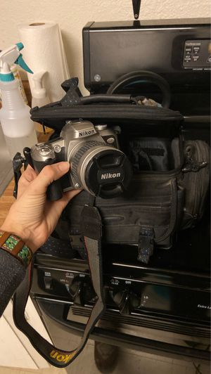 Nikon camera for Sale in Norco, CA