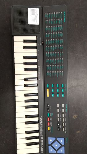 Yamaha PortaSound PSS-140 for Sale in Houston, TX