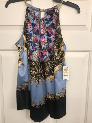 Sleeveless Halter Top (NEW) for Sale in Frederick, MD