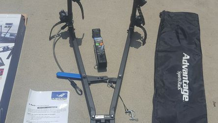 Hitch Mount Bike Rack for Sale in Los Angeles,  CA