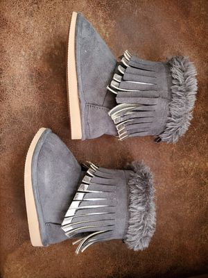 Toddler girl size 4 boots for Sale in Thornton, CO