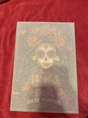 Barbie día de los muertos doll for Sale in Houston, TX