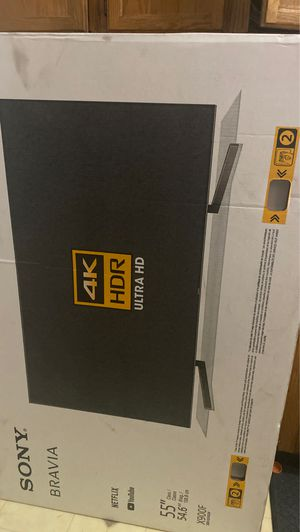 Sony 55 inch for Sale in San Leandro, CA