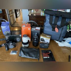 Sony A7R IV Digital Camera for Sale in Dudley,  NC