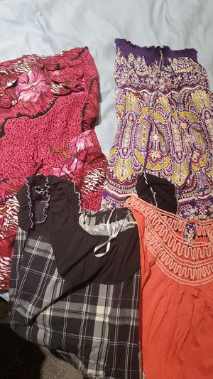 2 dresses & 2 blouses for free for Sale in Phillips Ranch, CA