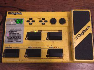Digitech RP3 multi effect pedal for Sale in Houston, TX