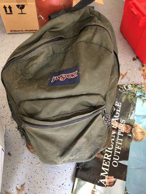 Jansport backpack for Sale in Edison, NJ