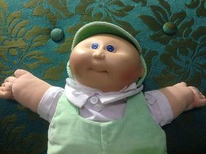 Cabbage Patch Preemie Boy from 1985 for Sale in Portland, OR