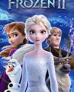 Frozen II digital movie code for Sale in Mount Prospect,  IL