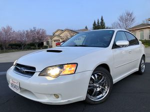2005 Subaru Legacy GT ONLY 76k miles for Sale in Roseville, CA