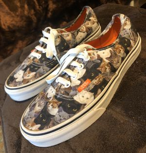 VANS ASPCA EDITION - SIZE 5.5 MENS / 7 WOMENS for Sale in Houston, TX