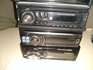 Car radios 22 each for Sale in Philadelphia, PA