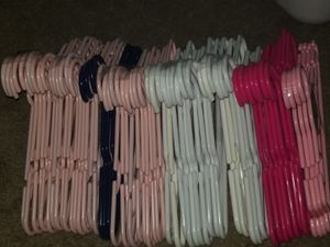 Kids clothing hangers lot of 50 for Sale in Maumee, OH