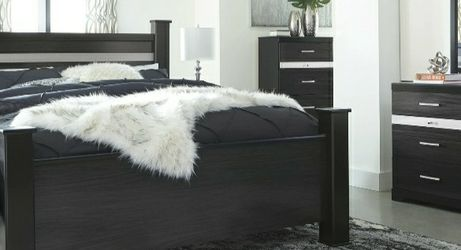 [SPECIAL] Starberry Black Poster Bedroom Set for Sale in Arlington,  VA