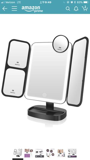 Makeup vanity mirror for Sale in Upland, CA