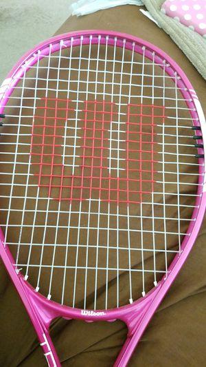 Wilson Triumph Tennis Racket size 2-4 1/4 for Sale in Nashville, TN