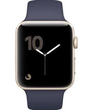 Apple Watch Series 2 Sport 42mm with Gold Aluminum Case for Sale in Ashburn, VA