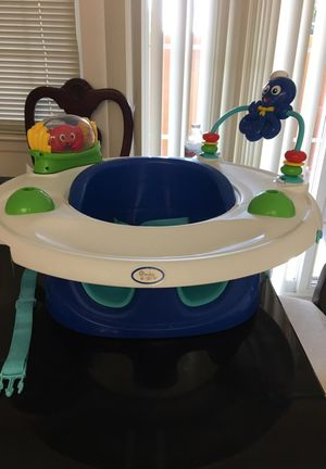 0399712fcd6702 Baby Einstein 3 in 1 Snack and Discover Seat Chair for Sale in San Diego