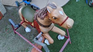 Kids toy horse for Sale in Escondido, CA