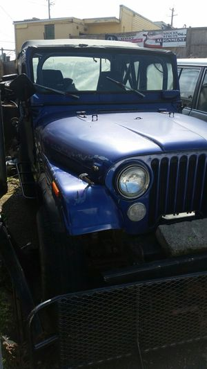 75 jeep cj5 for Sale in East Riverdale, MD