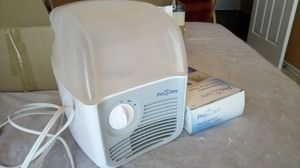 Pro Care humidifier in excellent condition. Includes 1 filter for Sale in Lucas, TX