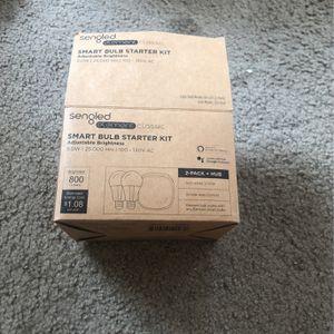 Smart Bulb Starter Kit for Sale in Reno, NV