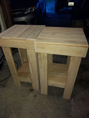 End tables for Sale in Tacoma, WA