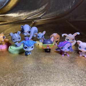 LPS Littlest Pet Shop Toys Bundle for Sale in San Antonio, TX