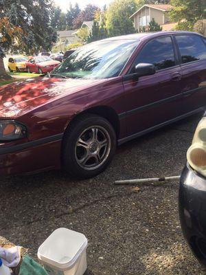 Chevi malibu impala for Sale in Renton, WA