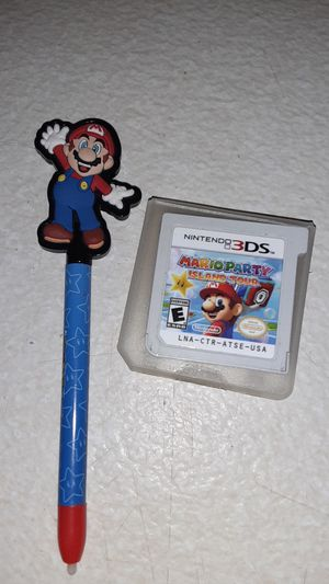3Ds Game. Mario party island Tour. for Sale in Phoenix, AZ