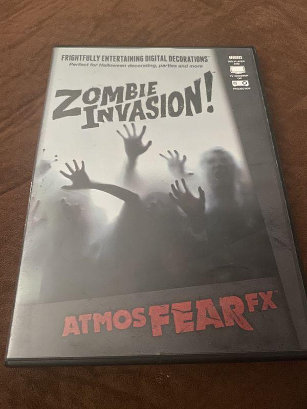 Halloween Zombie invasion