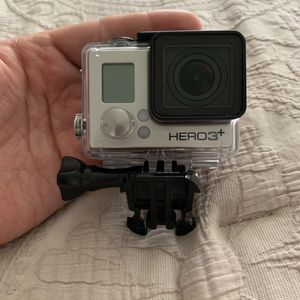 Go Pro Hero 3 Plus Silver Edition w/ Accessories for Sale in Howell Township, NJ