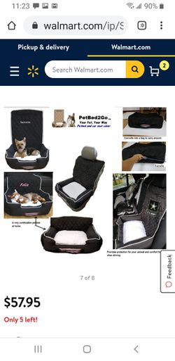 New in package* Pet bed for home, couch and car for Sale in Hollywood,  FL