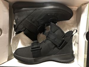 Nike Lebron Soldier 13 SFG Black 10 or 11 BNIB for Sale in Westerville, OH
