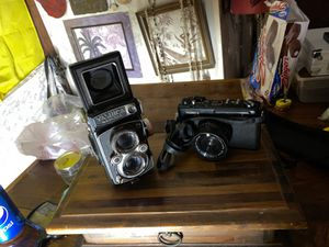 Yashica May-124 and Yashica MG-1 for Sale in Caney, KS