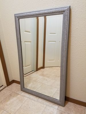 Silver Mirror for Sale in Berea, OH