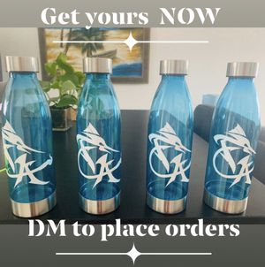 Brand New !great gift idea! Fish Assault water bottles for Sale in Miami, FL