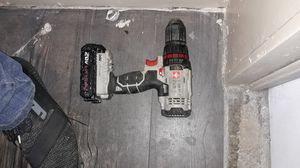 Porter Cable impact drill driver with battery for Sale in Longmont, CO