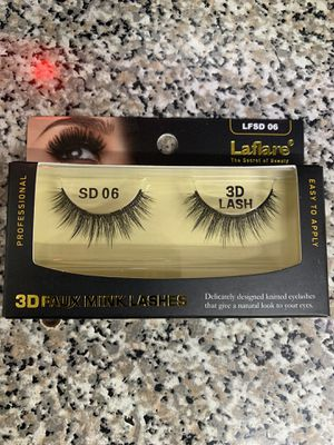 Lashes 3D Faux Mink for Sale in Chicago, IL