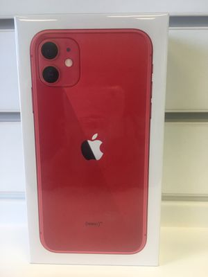 Brand new RED iPhone 11 for Sale in Waianae, HI