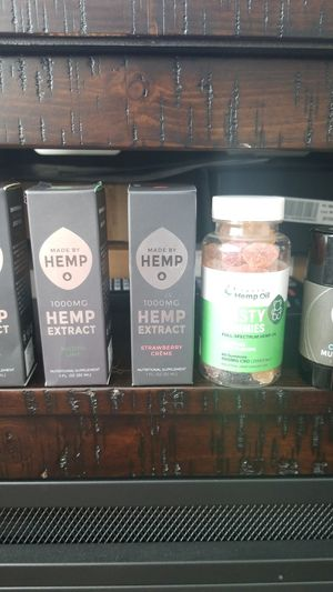 CBD tincture 1000mg(99.)gummies(90)muscle rub(60) for Sale in New Hill, NC