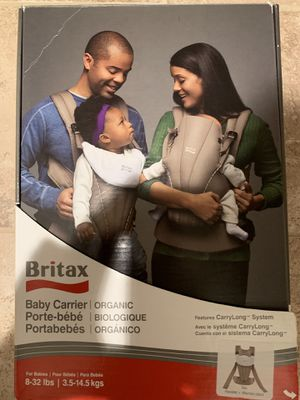 Britax Baby Carrier like new for Sale in South Riding, VA