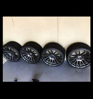 20 inch rims for Sale in Coconut Creek, FL