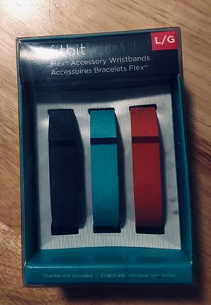 Fitbit flex accessory waistband for Sale in Pawtucket, RI