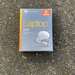 Internal Hard Drive Laptop 2TB for Sale in Damascus,  OR