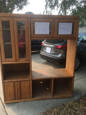 Entertainment center for Sale in Atwater, CA